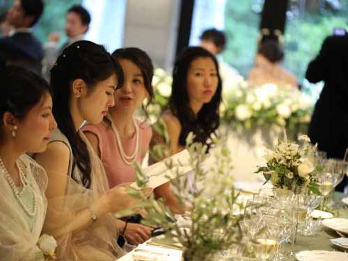 At Home Wedding