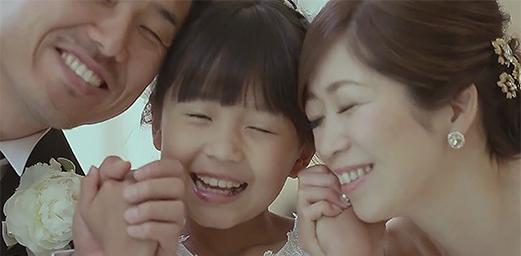 【パパとママになってくれてありがとう!】小さな娘からのサプライズレター