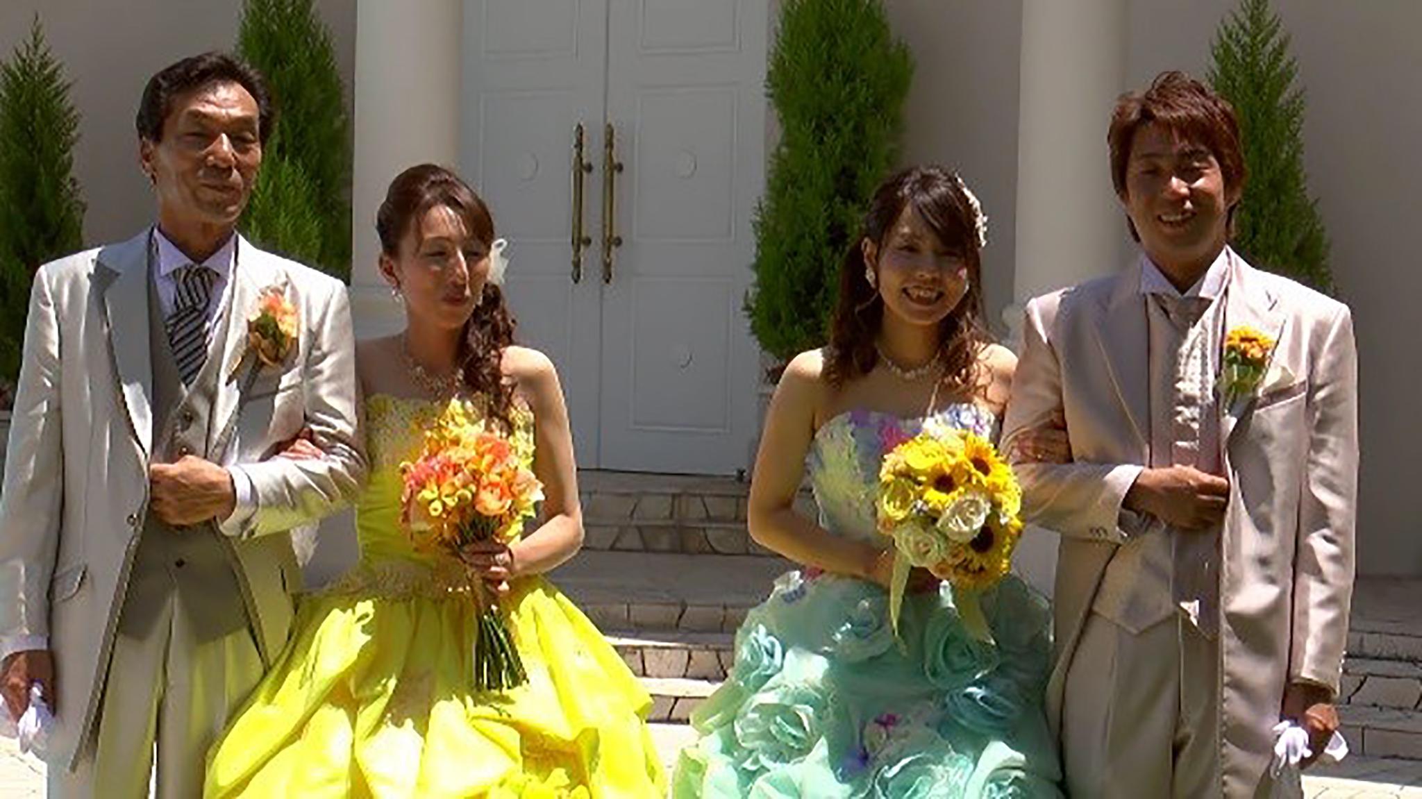 新郎が結婚式で叶えたかった願い~両親へ贈るサプライズ!~