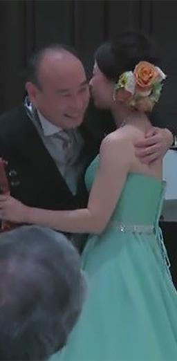 【父と娘の絆】結婚式で奏でる思い出のバイオリン演奏