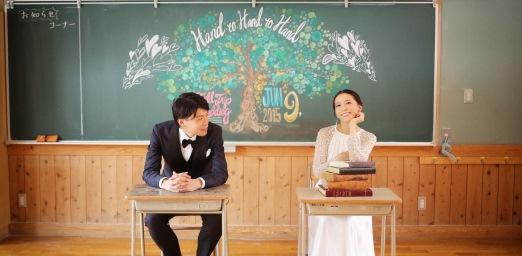 ウェディングプランナーの新婦が仲間と本気でつくった結婚式がすごい!