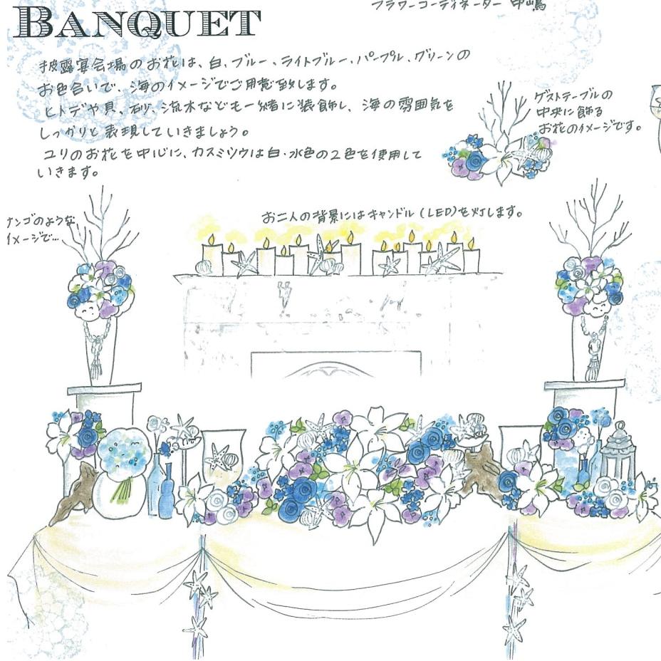 結婚式を支えるプロフェッショナル ~フラワーコーディネーター編~