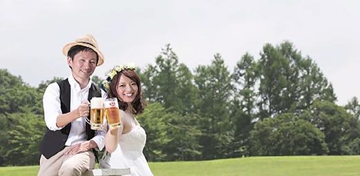 【前代未聞】お酒が好きなおふたりのお色直しとは!?