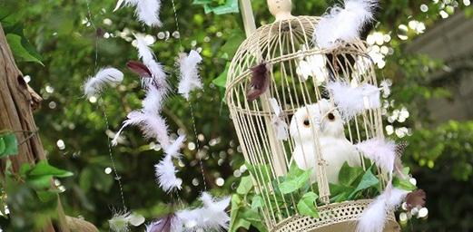 【こだわり満載ウェディング】幸せのOWL(フクロウ)ウェディング!