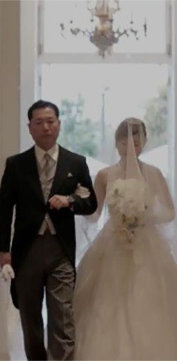 【大切な娘が嫁ぐ日】父の涙で感じた父娘の絆とは