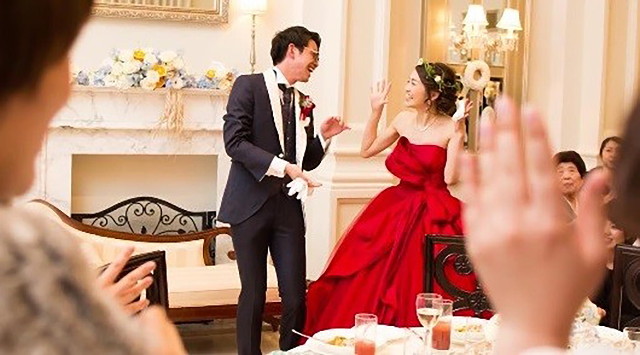 結婚 式 サプライズ 新婦 へ