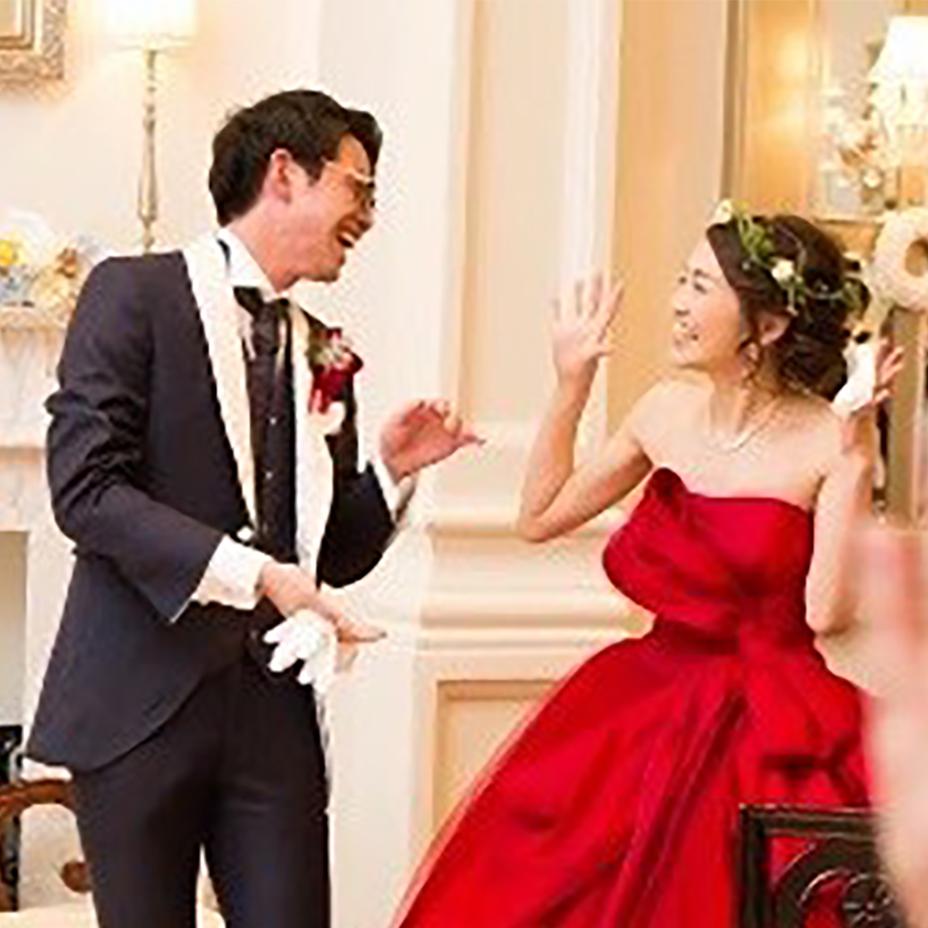 新郎を驚かせたい! 結婚式で新婦が仕掛けたお返しサプライズ