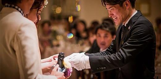 【結婚式当日をカタチにする】たくさんの想いが繋ぐイベントディレクター