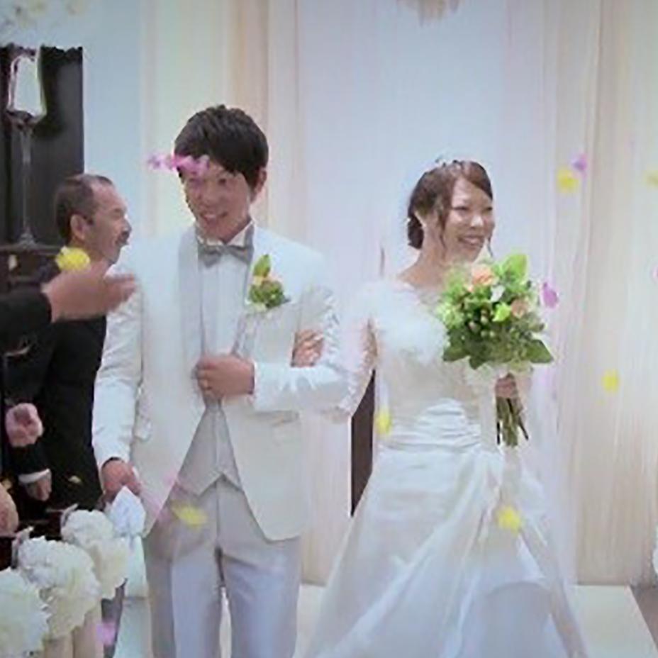 幸せを呼び込むティンバーンスター! 星たちに囲まれた結婚式